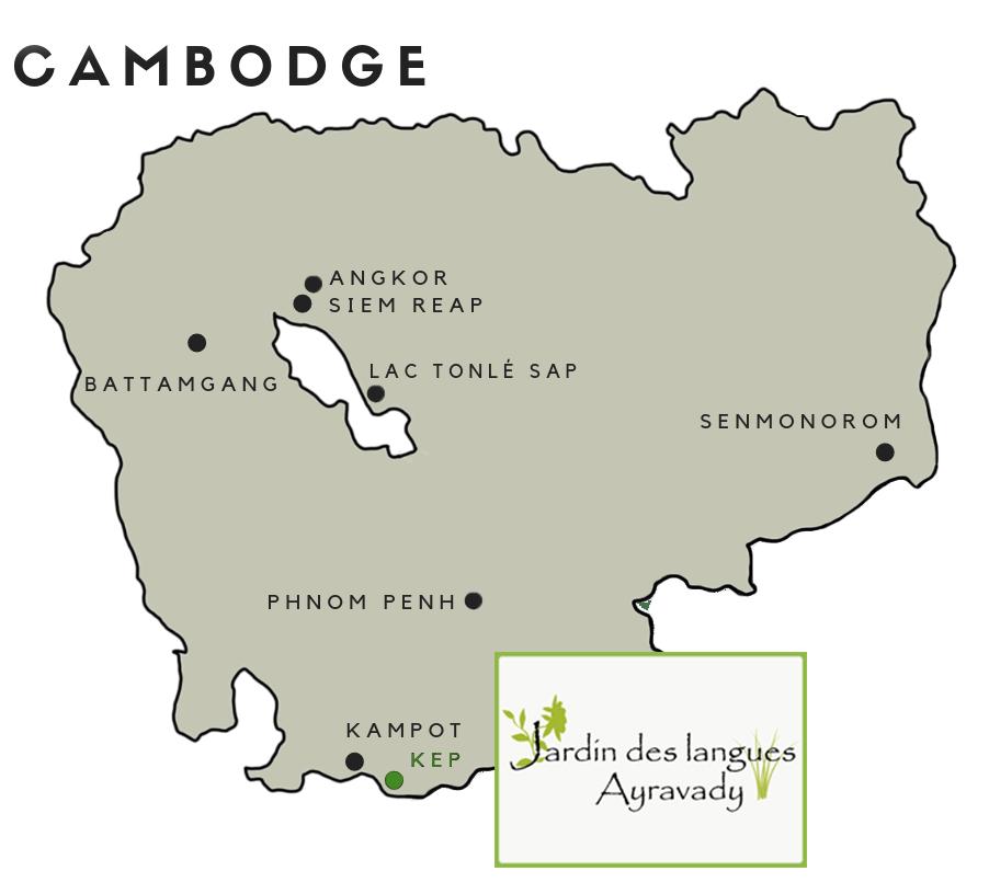Kep au Cambodge
