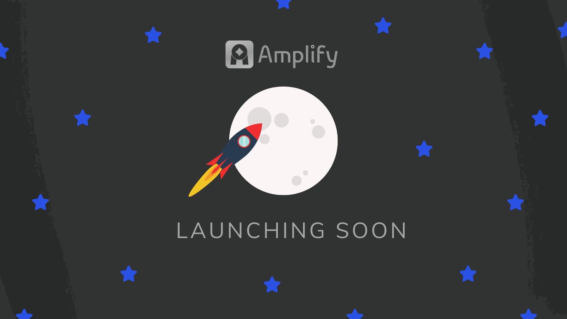 Amplify Defi lending platform launching soon