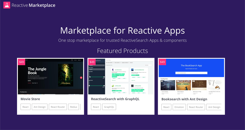 Marketplace Site | appbase.io