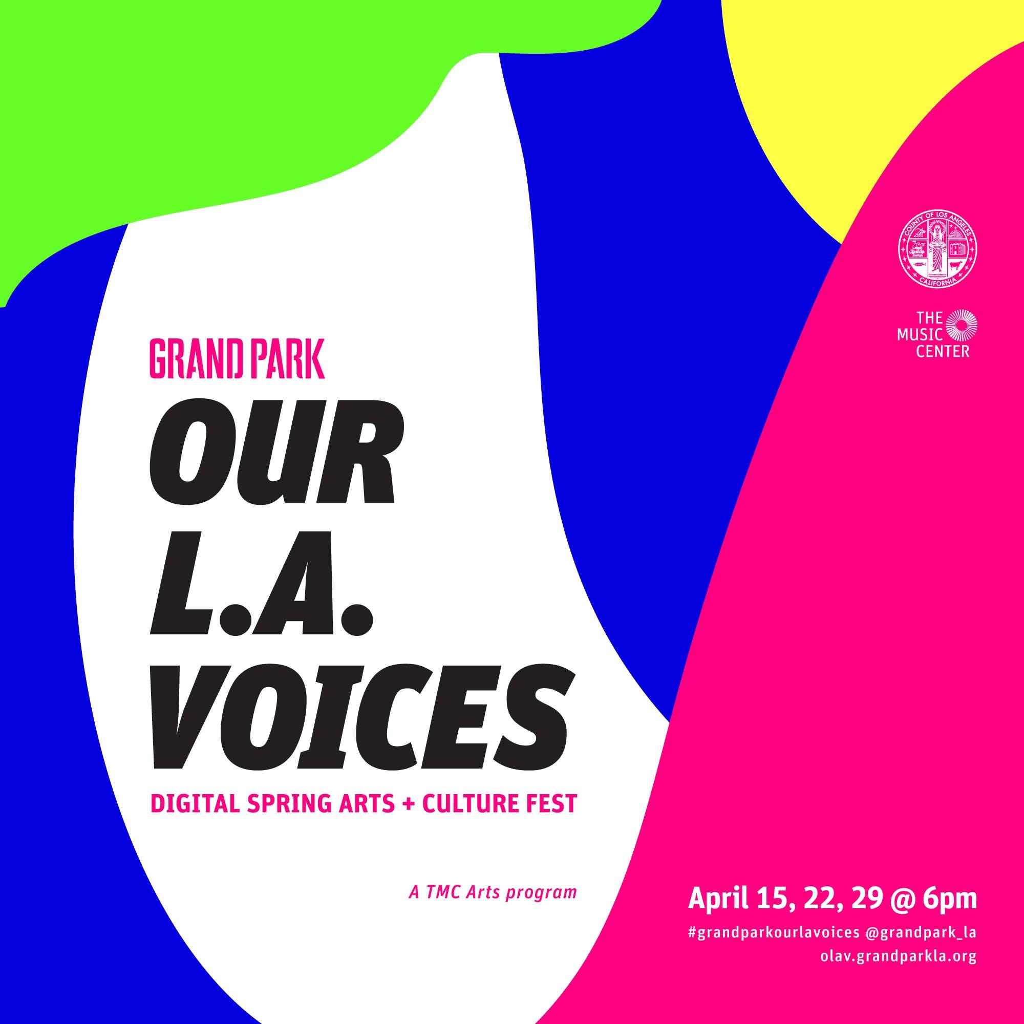 Our LA Voices 2021