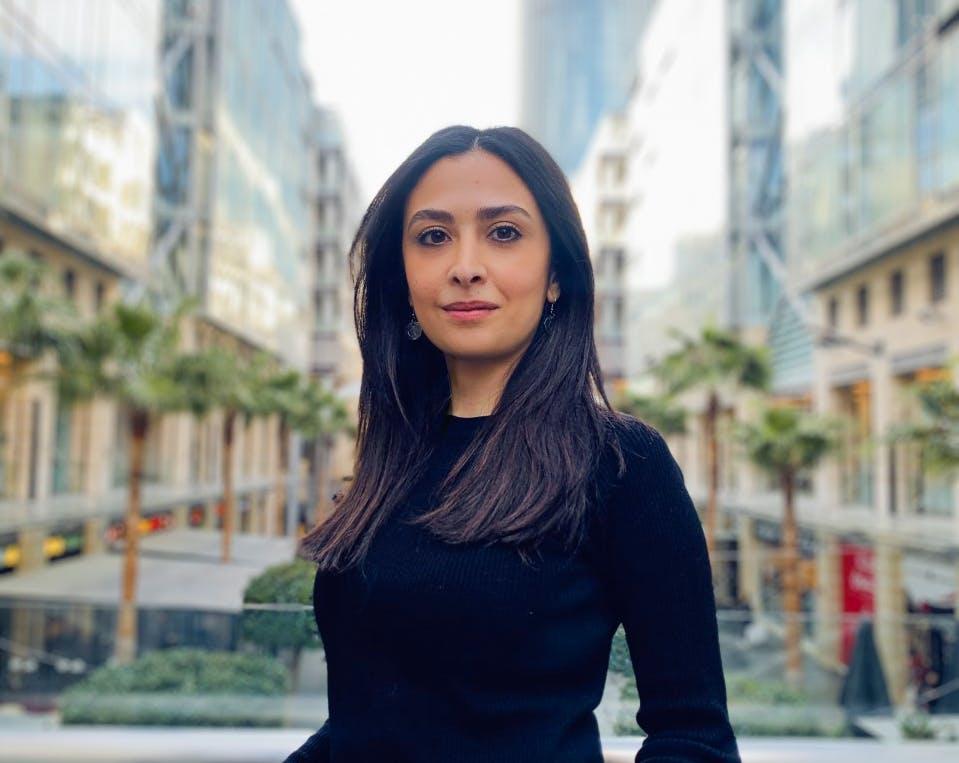 Farah Nakouzi