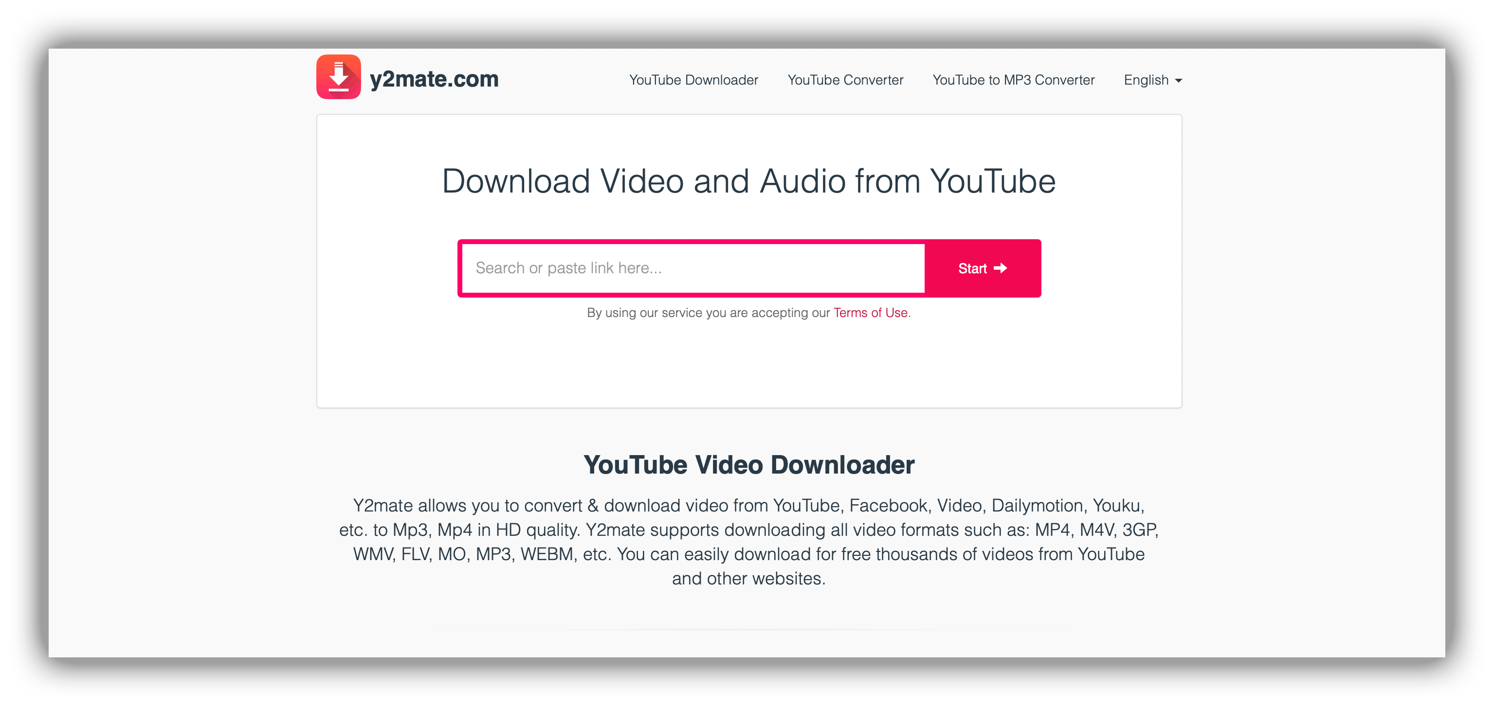 6. Youtube to MP3 Converter