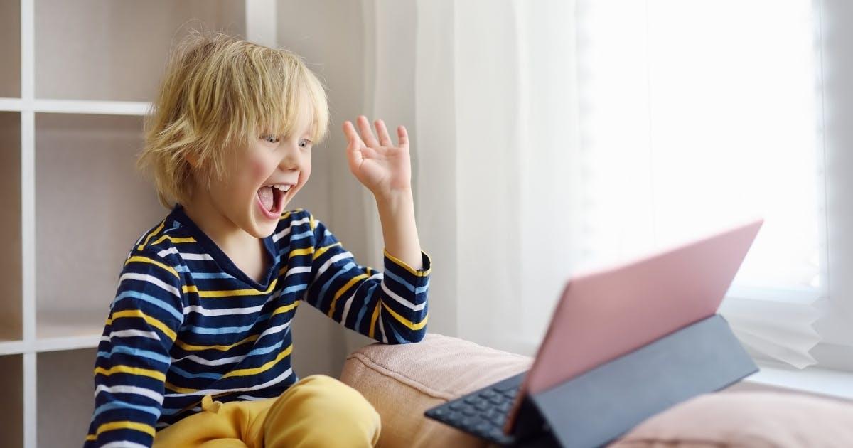Digitale Kinderbetreuung
