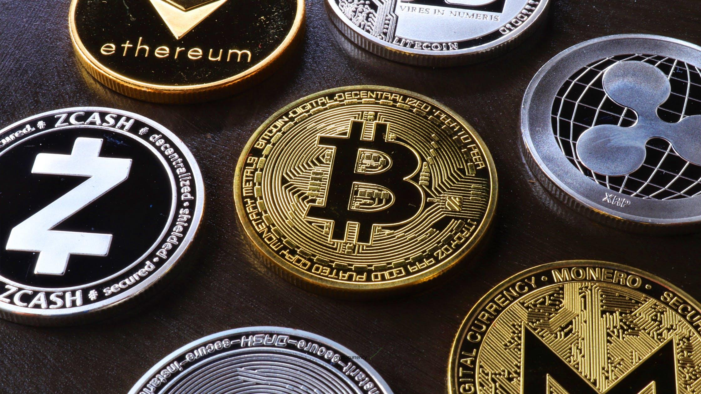 Invest money in crypto