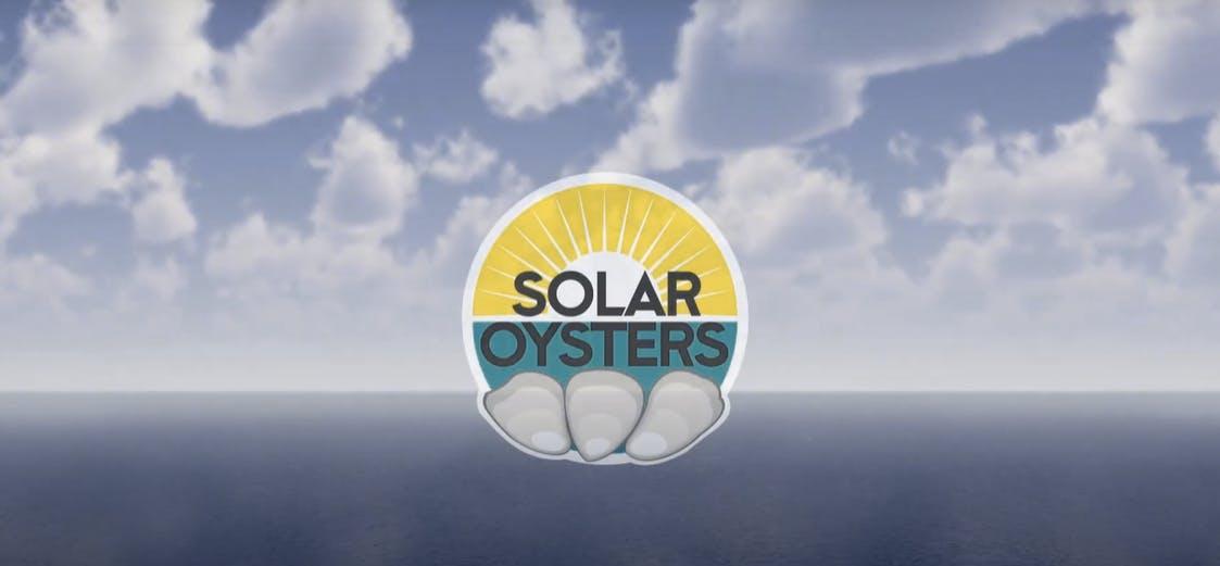 Solar Oyster Farming Animation