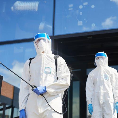 France Service 3D   Désinfection et décontamination Ile-de-France