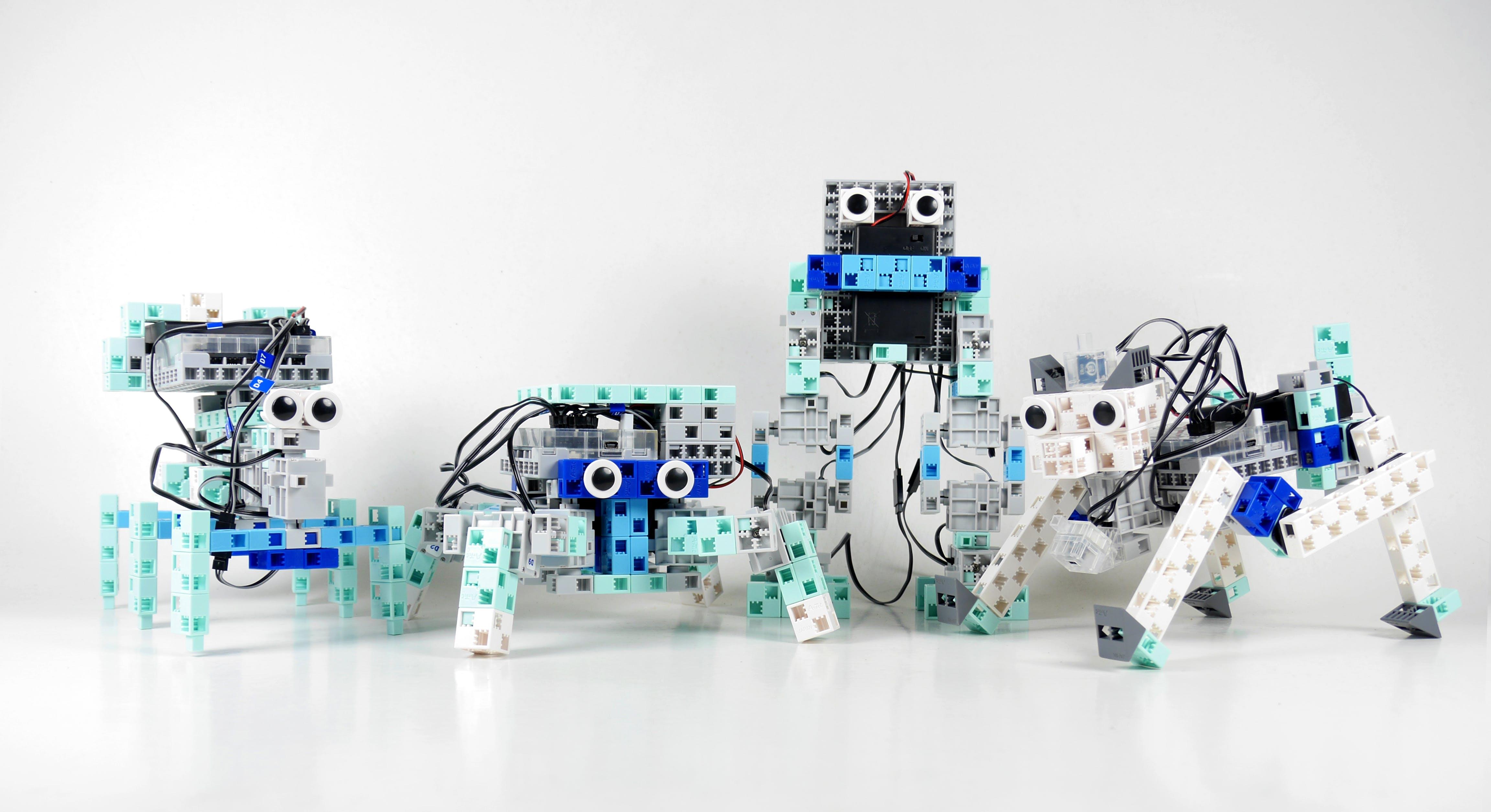 Algora Bruxelles Sud Robots A Construire Et A Coder
