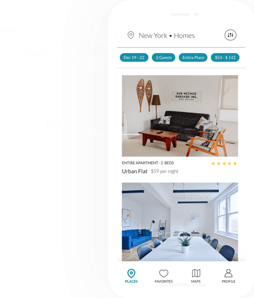 Industry-leading Reactivesearch and React Native UI components for Mobile experiences from appbase..io