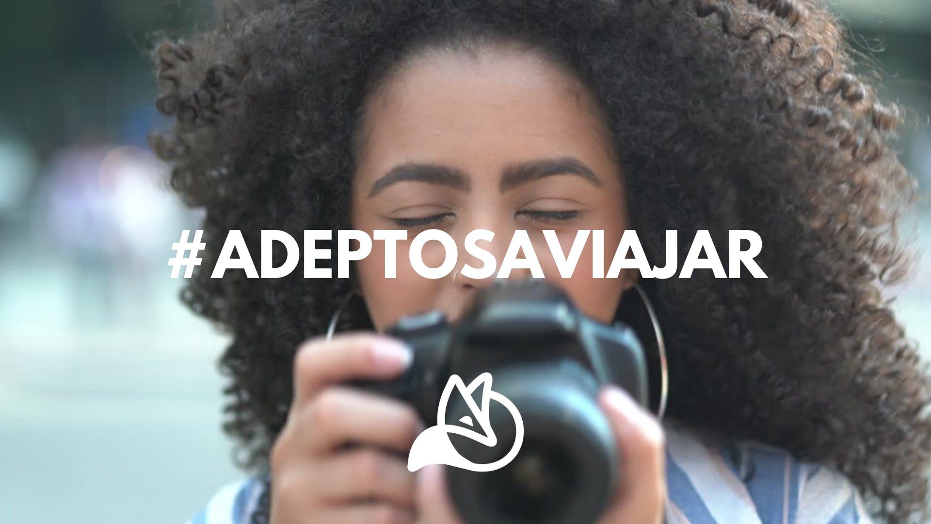 #AdeptosAViajar