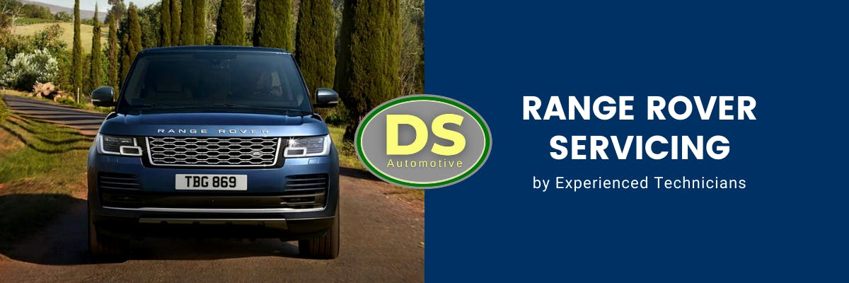 Range Rover Servicing