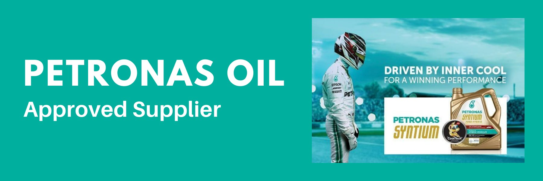 Petronas Approved Supplier